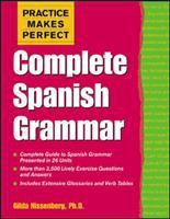 Complete Spanish grammar