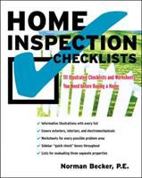 Home Inspection Checklists