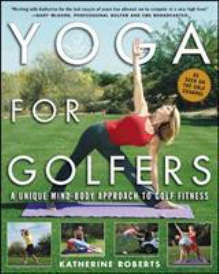 Cover image for Yoga for Golfers