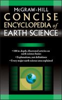 McGraw-Hill Concise Encyclopedia of Earth Science