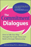The Commitment Dialogues