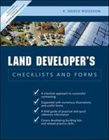 Land Developer's Checklists and Forms