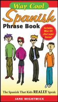 Way cool Spanish phrase book
