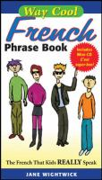 Way cool French phrase book