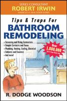 Tips & Traps for Remodeling your Bathroom