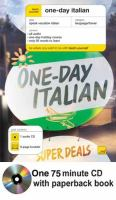 One-day Italian