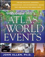 McGraw Hill's Atlas of World Events