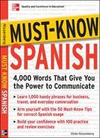 Must-know Spanish