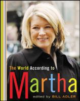 The World According to Martha