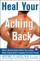 Heal your Aching Back