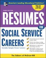 Resumes for Social Service Careers