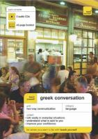Teach Yourself Greek Conversation