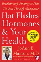 Hot Flashes, Hormones, & your Health