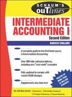 Schaum's Outline of Theory and Problems of Intermediate Accounting I