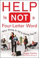 Help Is Not A Four-letter Word