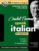 Speak Italian for beginners