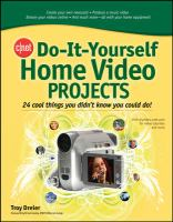 CNET Do-it-yourself Home Video Projects