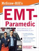 McGraw-Hill's EMT-paramedic