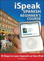 iSpeak Spanish beginner's course
