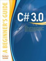 C♯ 3.0