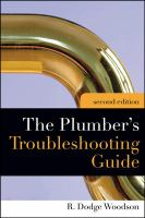 The Plumber's Troubleshooting Guide