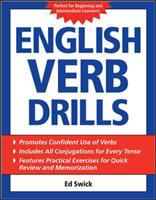 English Verbs Drills