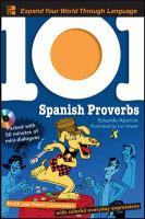 101 Spanish proverbs