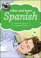 Relax and Learn Spanish