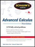 Schaum's Outlines, Advanced Calculus