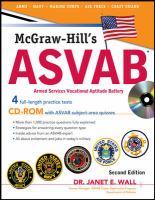 McGraw-Hill's ASVAB