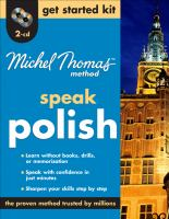 Speak Polish