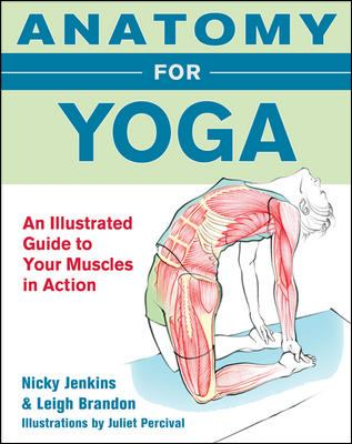 Cover image for Anatomy for Yoga