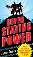 Super Staying Power