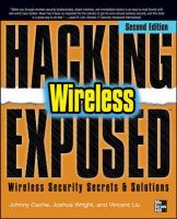 Image: Hacking Exposed Wireless