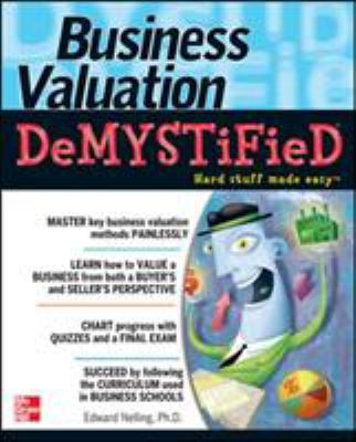 Cover image for Business Valuation Demystified