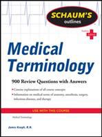 Schaum's Outlines Medical Terminology