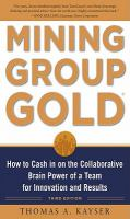 Mining Group Gold