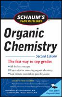 Schaum's Easy Outlines Organic Chemistry