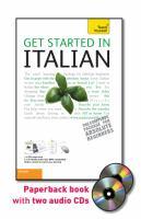 Get started in Italian