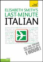 Elisabeth Smith's Last-minute Italian