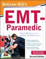 McGraw-Hill's EMT-paramedic