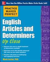 English Articles And Determiners Up Close
