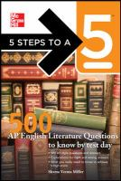 500 AP English Literature Questions to Know by Test Day