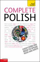 Complete Polish, [level 4]