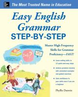 Easy Grammar Step-by-step