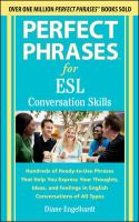 Perfect Phrases for ESL