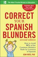 Correct your Spanish Blunders