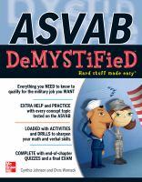ASVAB Demystified