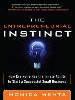 The Entrepreneurial Instinct