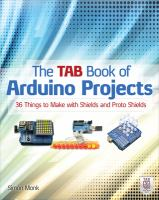 The TAB Book of Arduino Projects